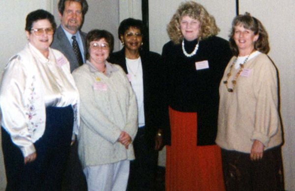 1996 MD Service Learning-Fellows