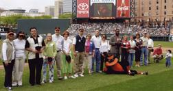 TOY 2004 - 2005 at Oriole Park