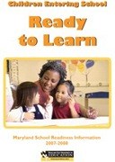 School Readiness Report 2007-2008