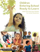 School Readiness Report 2009 - 2010